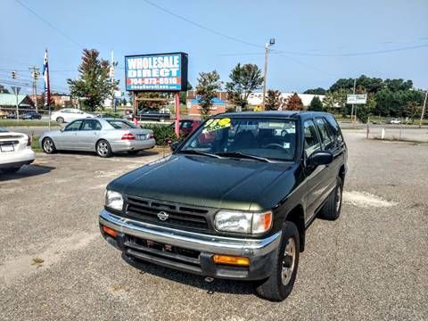 1998 Nissan Pathfinder for sale in Statesville, NC