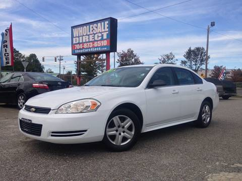 2010 Chevrolet Impala for sale in Statesville, NC