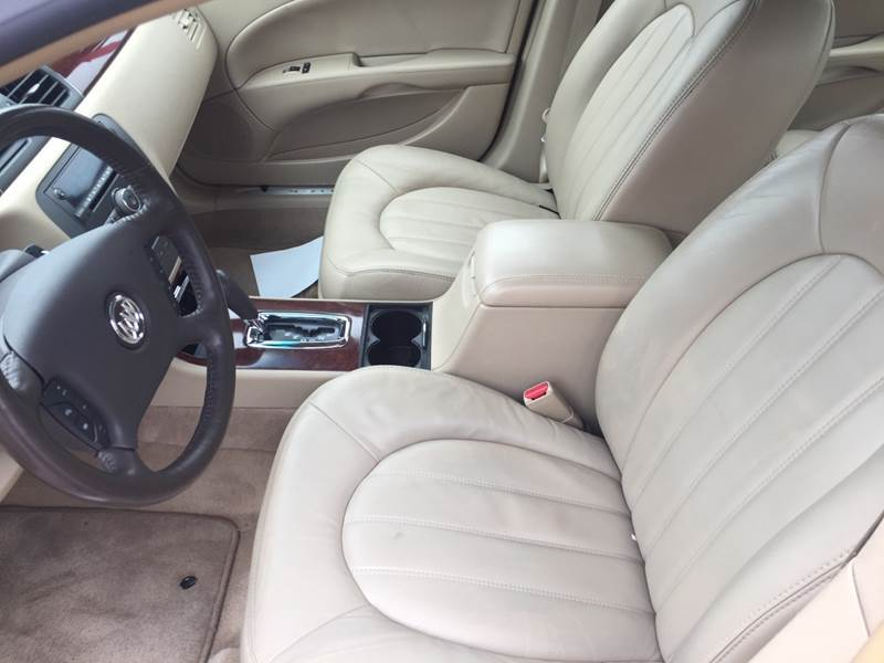 2008 Buick Lucerne CXL (image 6)