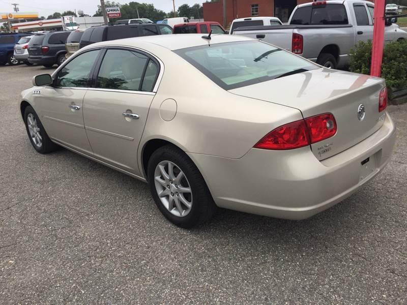 2008 Buick Lucerne CXL (image 3)