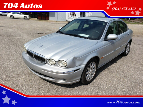 2003 Jaguar X-Type 2.5 for sale at 704 Autos in Statesville NC