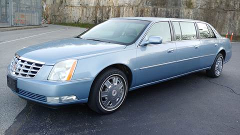 2008 Cadillac DTS for sale in Nashville, TN