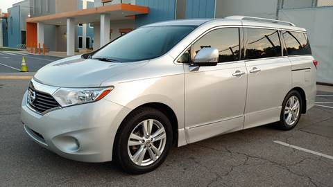 2013 Nissan Quest for sale in Nashville, TN