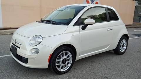 2012 FIAT 500 for sale in Nashville, TN