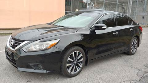2016 Nissan Altima 2.5 S for sale at Green Life Auto, Inc. in Nashville TN