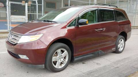 2011 Honda Odyssey Touring Elite for sale at Green Life Auto, Inc. in Nashville TN