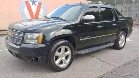 2010 Chevrolet Avalanche LTZ for sale at Green Life Auto, Inc. in Nashville TN