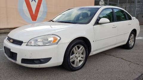 2007 Chevrolet Impala LT for sale at Green Life Auto, Inc. in Nashville TN