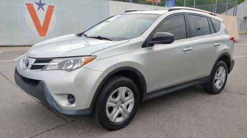 2013 Toyota RAV4 LE for sale at Green Life Auto, Inc. in Nashville TN