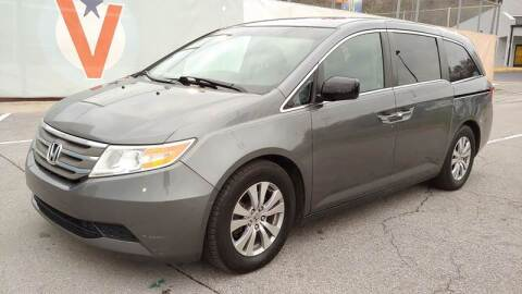 2011 Honda Odyssey for sale at Green Life Auto, Inc. in Nashville TN