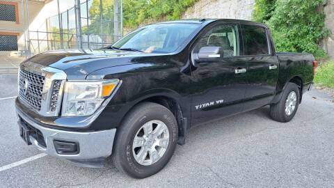 2018 Nissan Titan for sale at Green Life Auto, Inc. in Nashville TN
