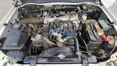 2004 Mitsubishi Montero Sport