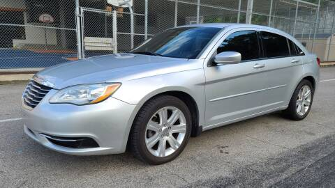 2012 Chrysler 200 for sale at Green Life Auto, Inc. in Nashville TN