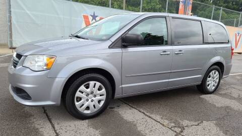 2015 Dodge Grand Caravan for sale at Green Life Auto, Inc. in Nashville TN