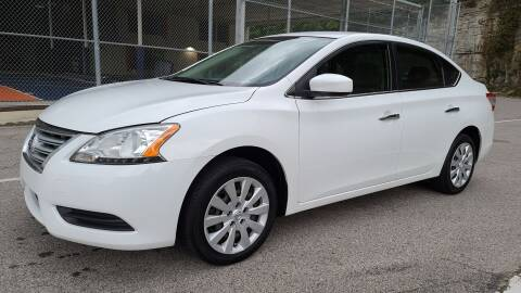 2015 Nissan Sentra for sale at Green Life Auto, Inc. in Nashville TN