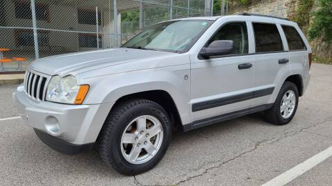 2005 Jeep Grand Cherokee for sale at Green Life Auto, Inc. in Nashville TN
