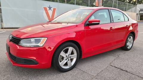 2012 Volkswagen Jetta for sale at Green Life Auto, Inc. in Nashville TN