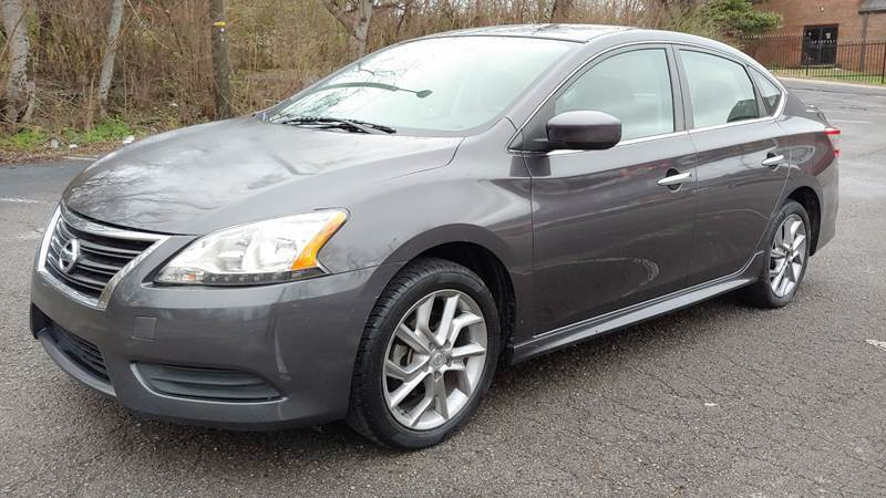 2014 Nissan Sentra for sale at Green Life Auto, Inc. in Nashville TN