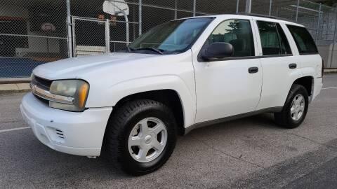 2003 Chevrolet TrailBlazer for sale at Green Life Auto, Inc. in Nashville TN