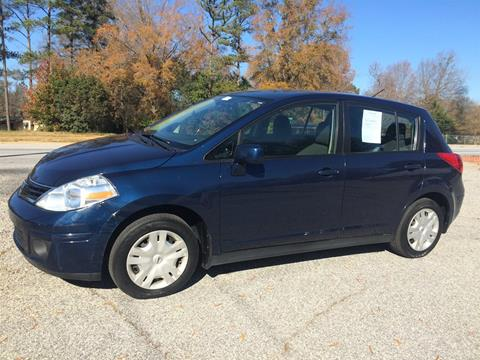 2012 Nissan Versa for sale in Greenwood, SC