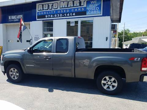 Used Trucks For Sale In Ma >> 2011 Gmc Sierra 1500 For Sale In Gardner Ma