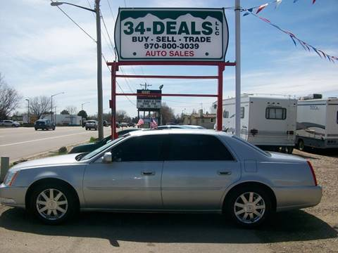 Cadillac dts for sale in colorado carsforsale 2007 cadillac dts for sale in loveland co sciox Gallery
