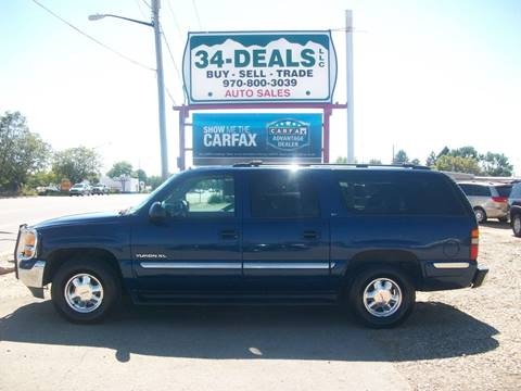 2002 GMC Yukon XL for sale in Loveland, CO