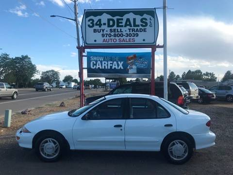 1999 Chevrolet Cavalier for sale in Loveland, CO