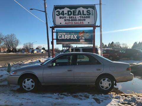 1997 Toyota Camry for sale in Loveland, CO