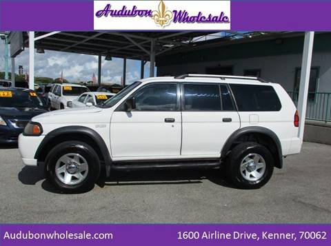 2004 Mitsubishi Montero Sport For Sale In Kenner, LA