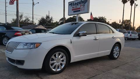 2012 Lincoln MKZ for sale in Pascagoula, MS