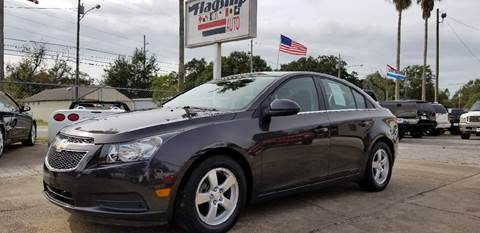2014 Chevrolet Cruze for sale in Pascagoula, MS