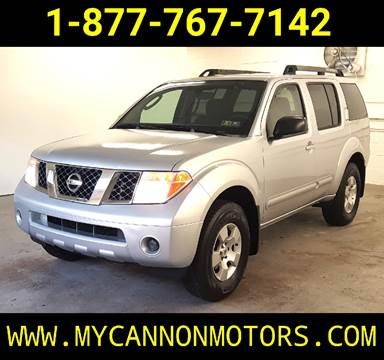 2006 Nissan Pathfinder for sale in Silverdale, PA