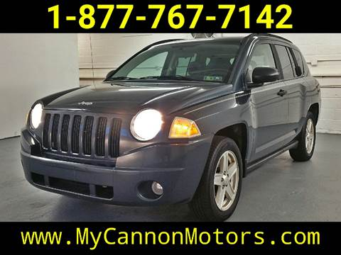 2007 Jeep Compass for sale in Silverdale, PA