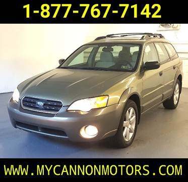 2007 Subaru Outback for sale in Silverdale, PA