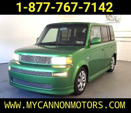 2006 Scion xB for sale at Cannon Motors in Silverdale PA