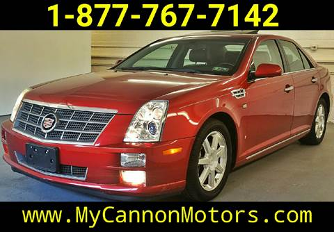 2008 Cadillac STS for sale at Cannon Motors in Silverdale PA