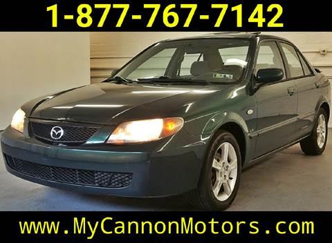 2003 Mazda Protege for sale in Silverdale, PA