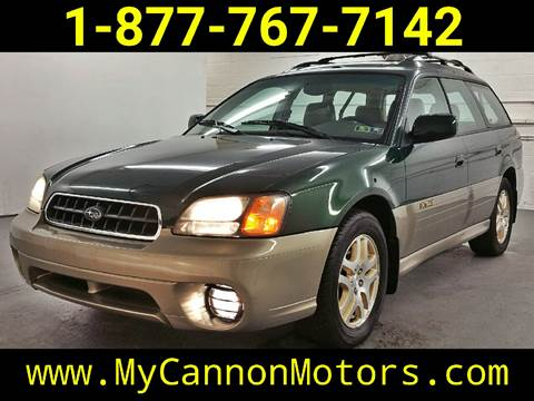 2003 Subaru Outback for sale in Silverdale, PA