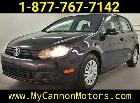 2011 Volkswagen Golf for sale in Silverdale, PA