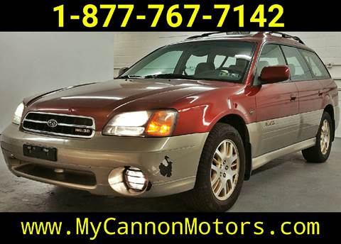 2002 Subaru Outback for sale in Silverdale, PA