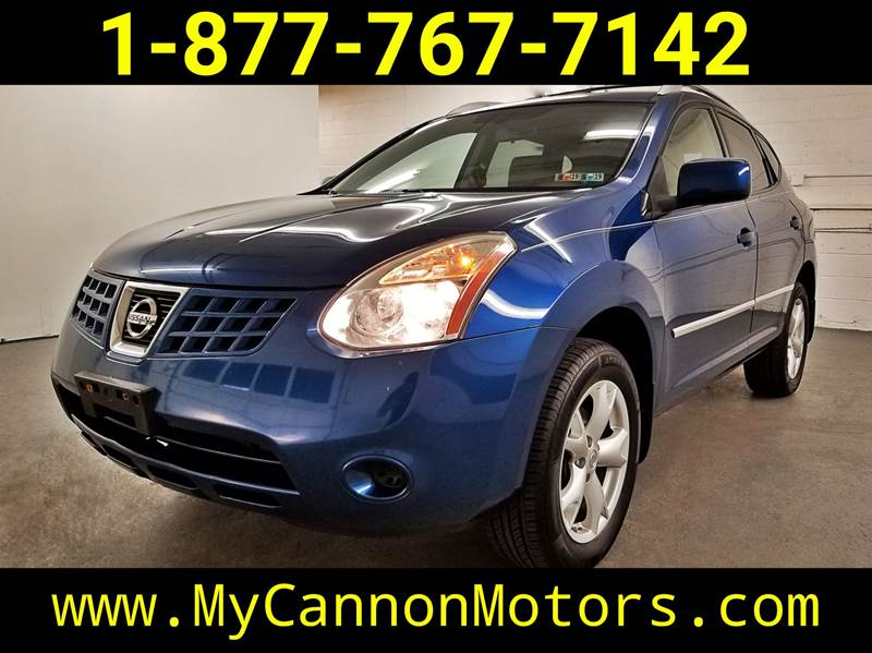 2008 Nissan Rogue For Sale At Cannon Motors In Silverdale PA