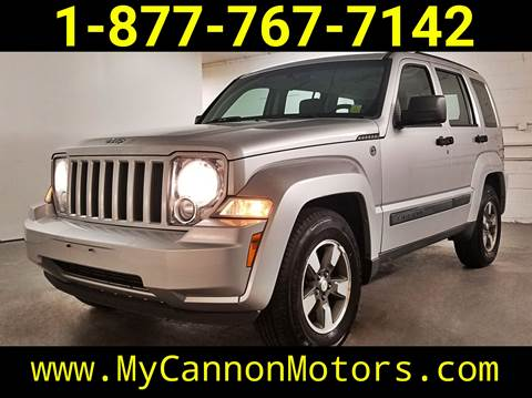 2008 Jeep Liberty for sale in Silverdale, PA