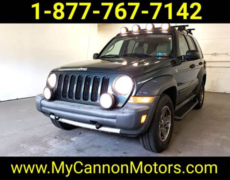 2005 Jeep Liberty for sale in Silverdale, PA