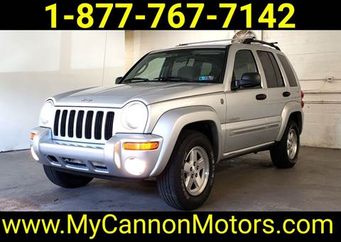 2004 Jeep Liberty for sale in Silverdale, PA