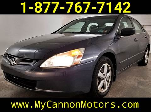 2004 Honda Accord for sale in Silverdale, PA