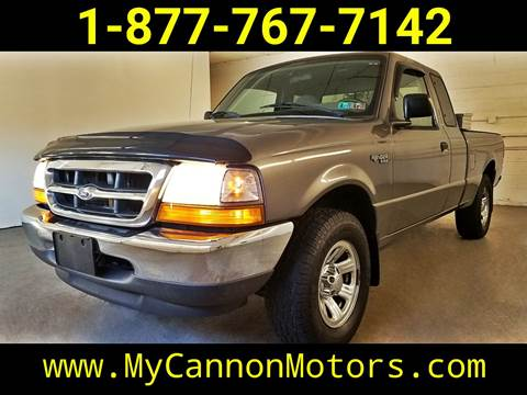 2000 Ford Ranger for sale in Silverdale, PA