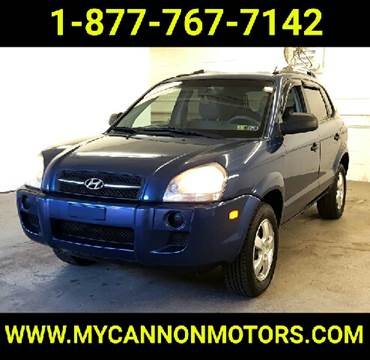 2007 Hyundai Tucson for sale in Silverdale, PA