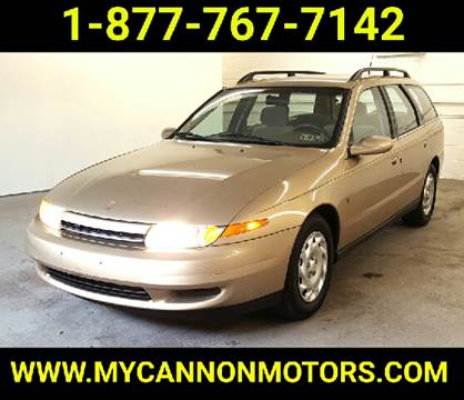 2001 Saturn L-Series for sale at Cannon Motors in Silverdale PA