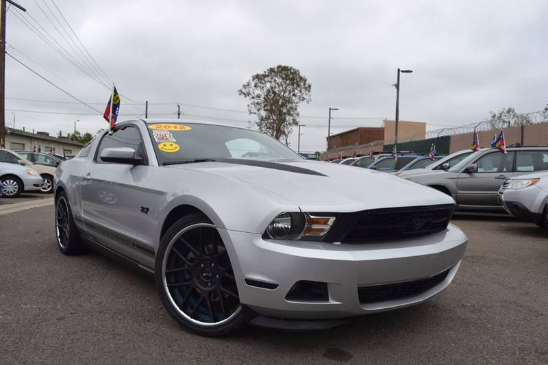 2012 Ford Mustang for sale at Platinum Auto Sales in Costa Mesa CA